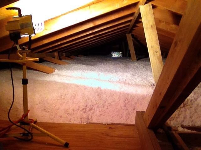 WHY DO YOU NEED PROFESSIONALLY INSTALLED ATTIC INSULATION?